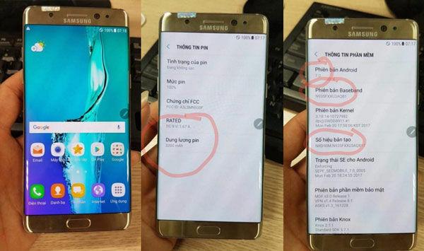 Samsung Galaxy Note 7 Rekondisi 2