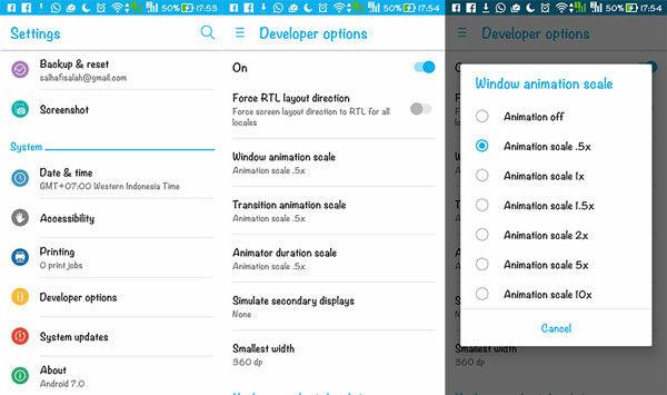 Cara Memaksimalkan Fungsi Android 5