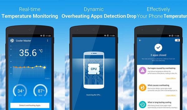 Aplikasi Mencegah Smartphone Panas