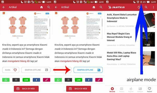 Hal Ajaib Di Smartphone Tanpa Internet 2