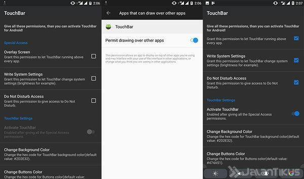Touchbar Macbook Pro Di Android 2