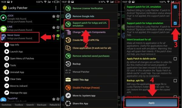 Cara Cheat Game Android Offline 2 Ok