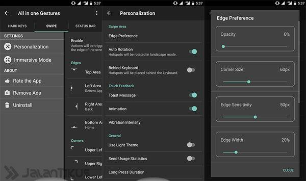 Cara Hack Android Jadi Iphone X 3
