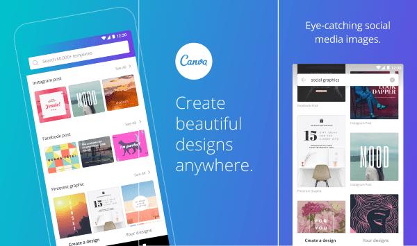 Canva Create Beautiful Designs Anywhere 1