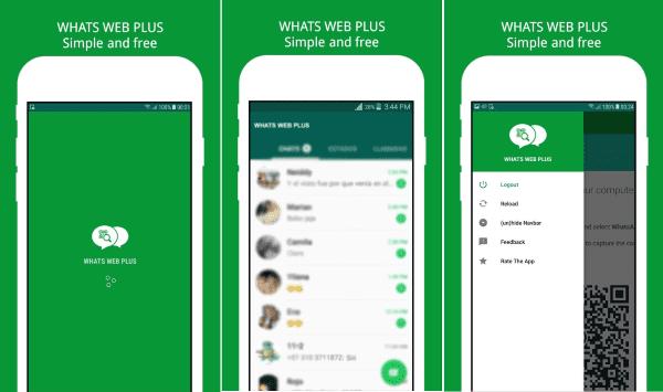 Whats Web Plus 3 B831a