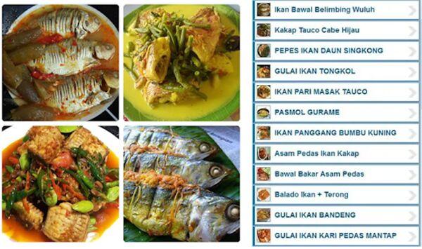 Resep Masakan Ikan 426d0