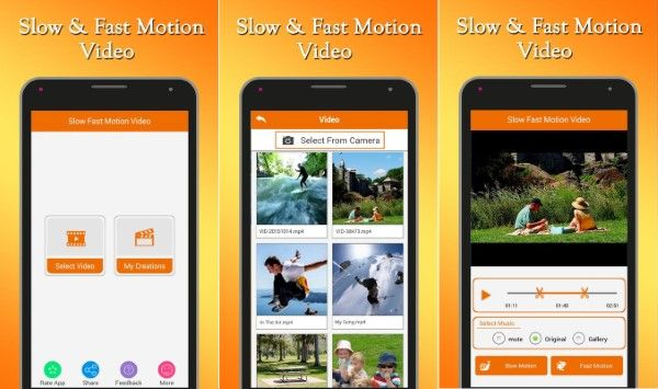 Fast Slow Motion Video E6340