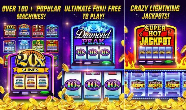 Lucky City Slots
