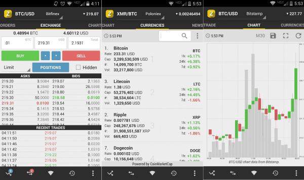 Ztrader Altcoin Bitcoin Trader 1