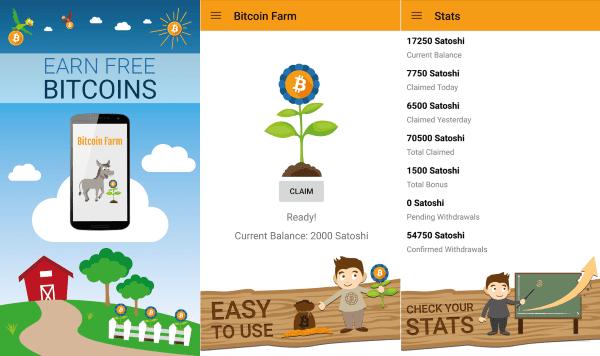 Bitcoin Farm Cara Mendapatkan Bitcoin 1