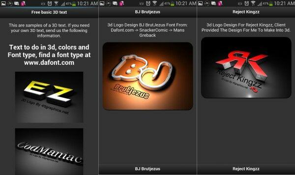 3d Logo Design Services 1 7ef52