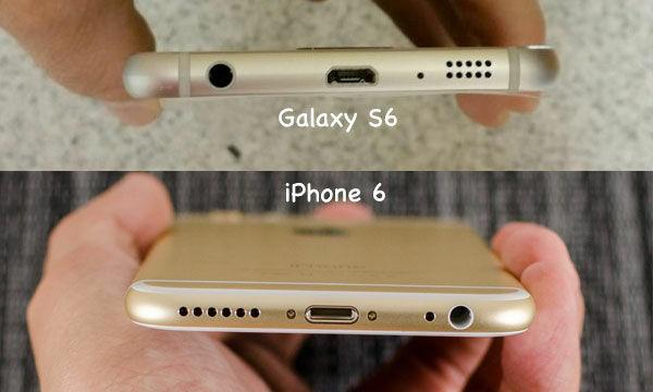 Kemiripan S6 Dan Iphone 6 B