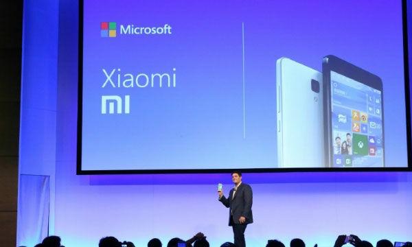 Xiaomi Windows Phone 1