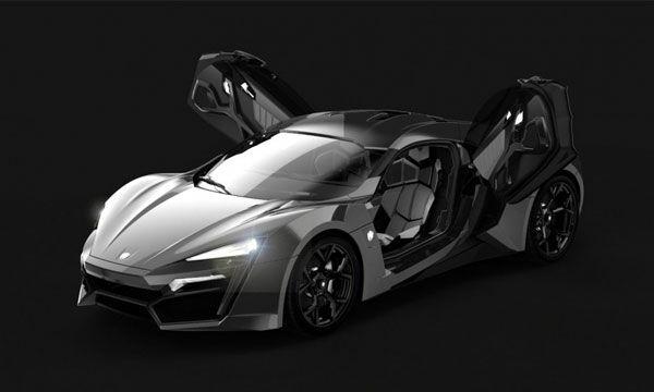 Mobil Furious 7 J