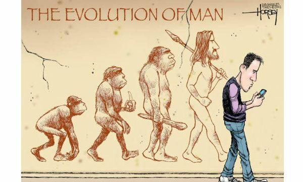 Evolusi Hape
