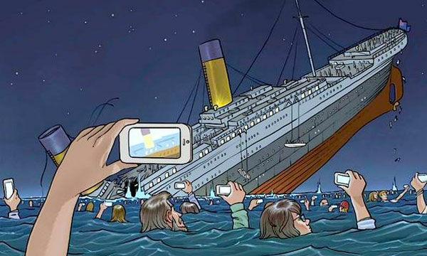 Titanic Viral