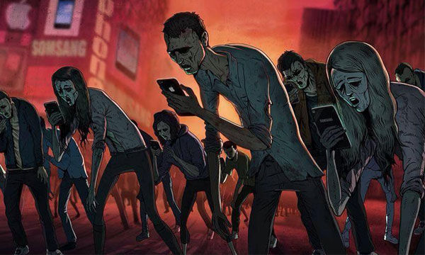 Zombie Main Hape