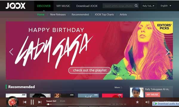 Joox Vs Spotify 8