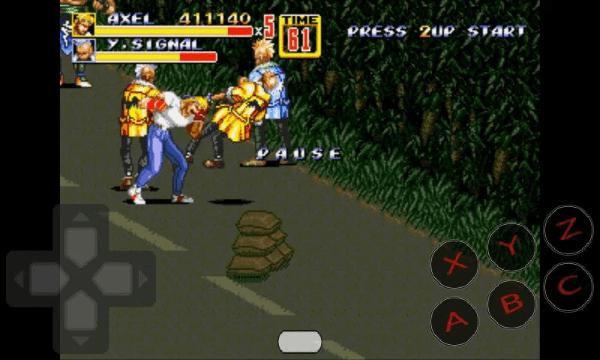 Androgens Sega Emulator For Android