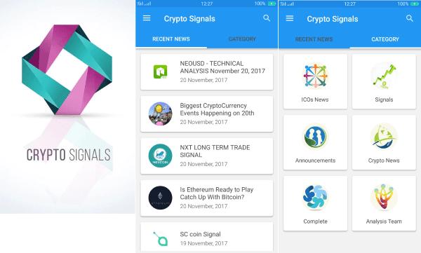 Crypto Signals Aplikasi Bitcoin 1