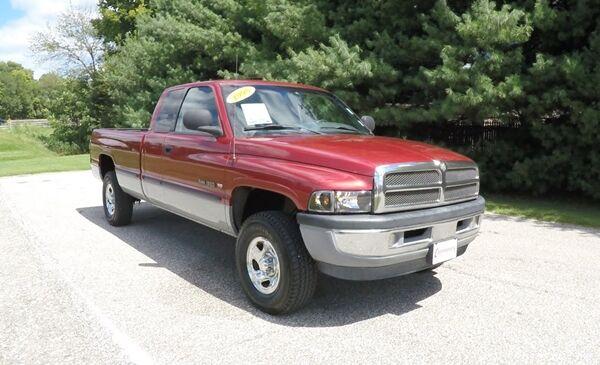 Dodge RAM 1500 SLT 1998 824e0