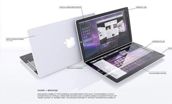 Macbook Duo 72a32