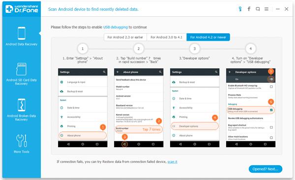 Cara Mengembalikan Foto Dan Video Yang Terhapus Di Android 2