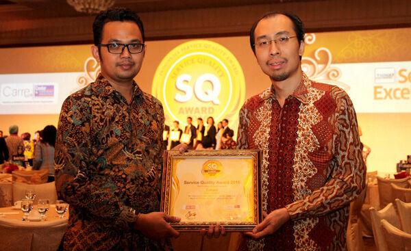 Lenovo Raih Service Quality Award 2016 2