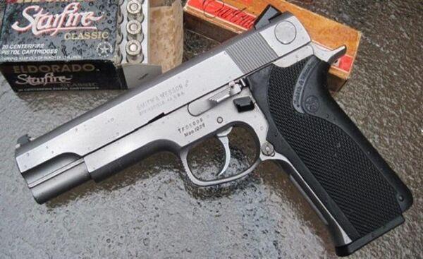 Handgun 81fd5