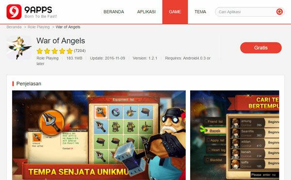 Download War Of Angels 2