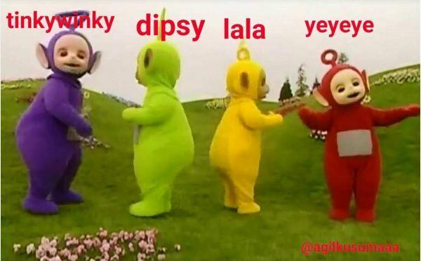 Meme Kocak Teletubbies 11