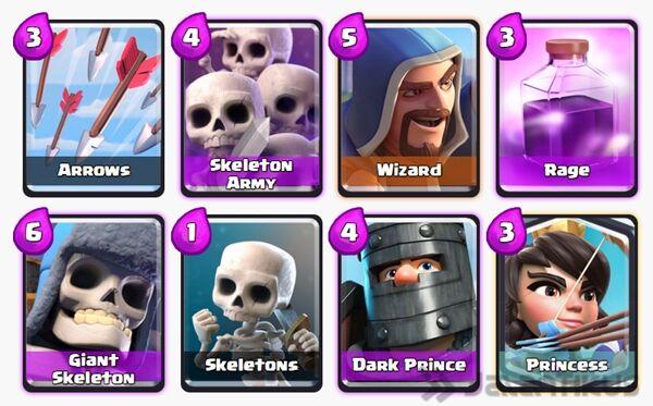 Battle Deck Giant Skeleton Terbaik 11