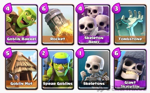 Battle Deck Giant Skeleton Terbaik 19