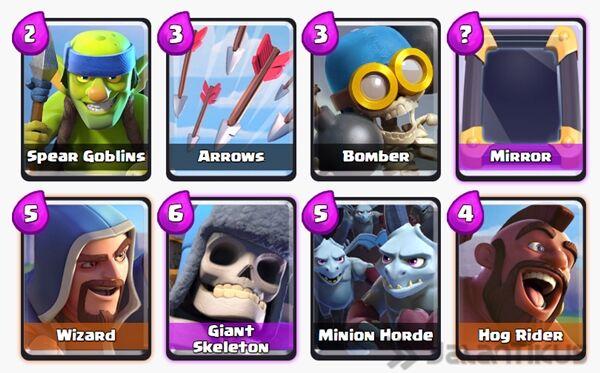 Battle Deck Giant Skeleton Terbaik 7