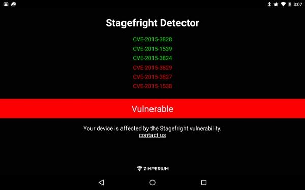 Stagefright 1