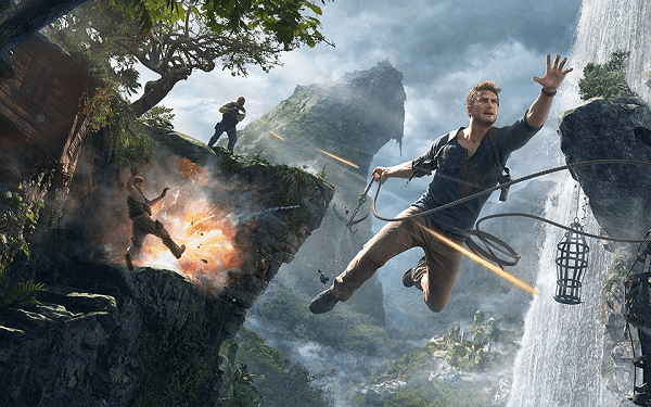 Uncharted Series 7a81b