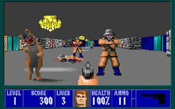 Wolfenstein 3D Torrent Download 61202