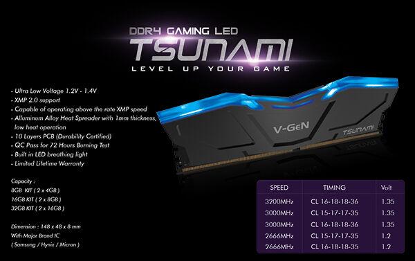 Ram Tsunami Series Vgen 2 1d2eb