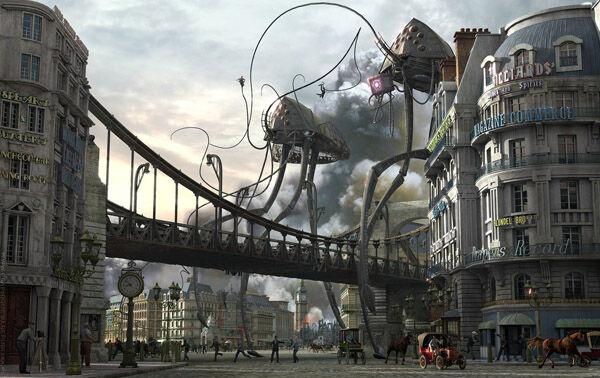 Karya Seni Robot 35