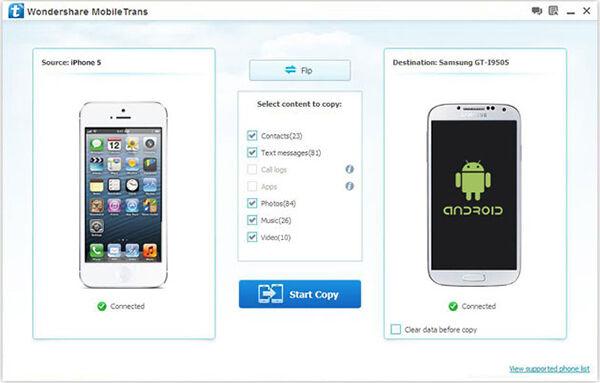 Cara Memindahkan Data Smartphone Android Ke Iphone 2