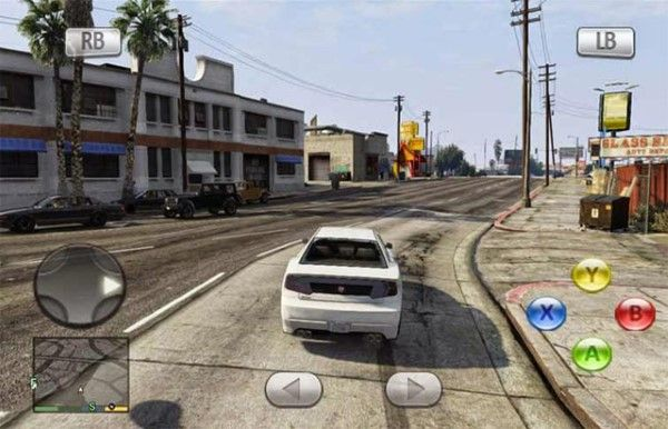 Grand Theft Auto 5 Gta 5 For Android Bea57