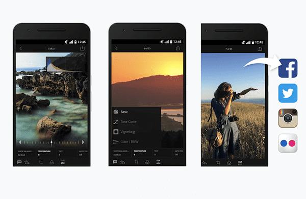 Aplikasi Edit Foto Terbaik 6