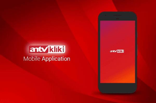 Antv Klik Aplikasi Streaming Tv 3ok A4930