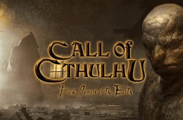 Call Of Cthulu Dark Corners Of The Earth 7ec9f