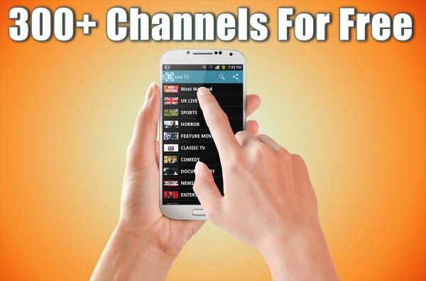 Live Tv Aplikasi Streaming Tv 1