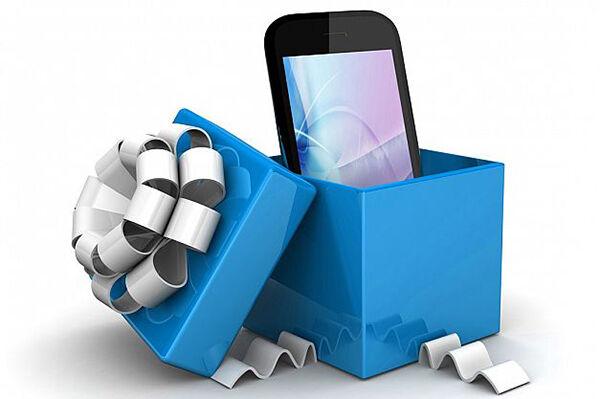 Smartphone Uang Lebaran