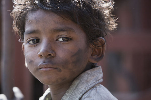 Saroo Brierly Child