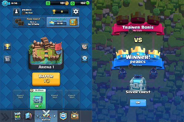 Clash Royale Vs Coc 4