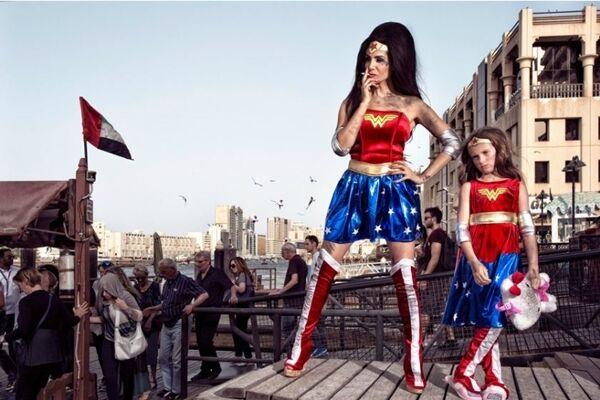 Superhero Di Dunia Nyata Mini 7