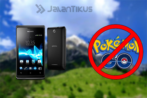 Smartphone Android Tidak Bisa Main Pokemon Go 5